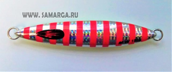 картинка Пилкер Slow Jig  M&W Dragon Bone 60g Color 3